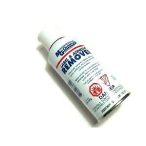 LABEL/ADHESIVE REMOVING CHEMICAL