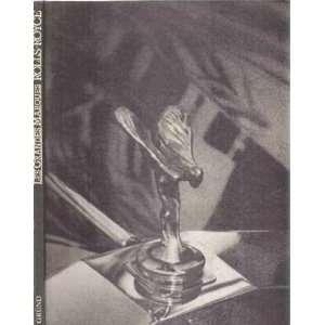 Rolls Royce (9782700051735) John Blunsden Jonathan Wood