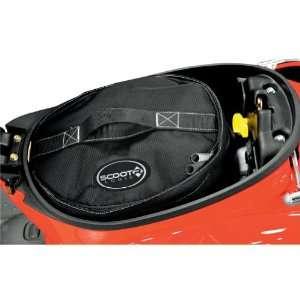 Kwik Tek Under Seat Scooter Bag   Black / 13 L x 11 W x