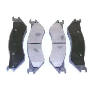 Prime Choice Auto Parts SMK842 Premium New Semi Metallic Front Brake
