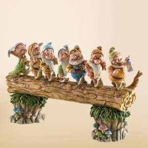 Jim Shore Disney   Seven Dwarfs