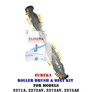 Power Plus, Models 2271A/ 2272AV/ 2273AV/ 2275AZ Roller Brush and Belt