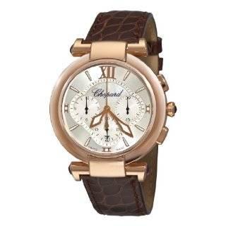Chopard Happy Sport II Ladies Rose Gold Diamond Chronograph Watch
