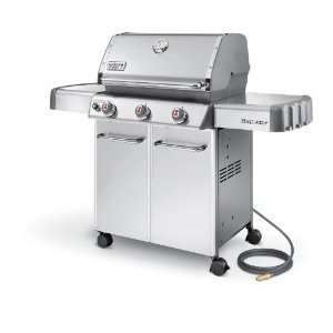 Genesis S 310 Natural Gas Grill, Stainless Steel Patio, Lawn & Garden