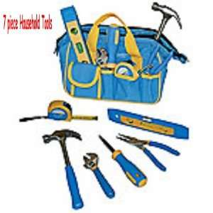 Fathers Day Gifts Essentials 7 pc. Household Tools