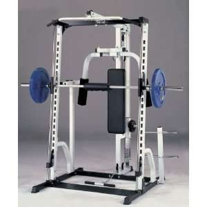 Linear Smith Machine: Sports & Outdoors