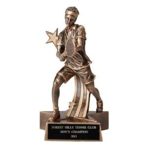Tennis Trophies (Male)