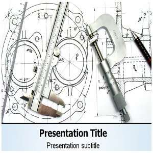 Technical Drawing Powerpoint Templates   Technical Drawing