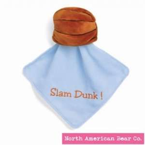 Basketball w/Blanket by North American Bear Co. (3871) Toys & Games