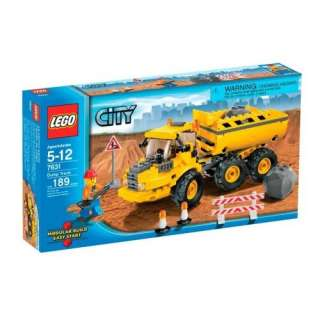 LEGO City Dump Truck : Toys & Games :