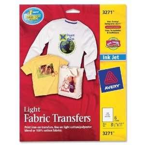 Avery Iron On T Shirt Transfers