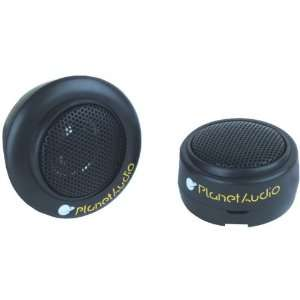PLANET AUDIO P18TW .75 SOFT SILK DOME TWEETERS   P18TW Electronics