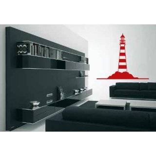 Lighthouse Vinyl Wall Decal Sticker Graphic Light House