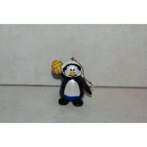 Encore Chillinz Christmas Ornament Penguin Water Polo
