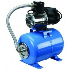 Horsepower Shallow Well Booster Pump with Stainless Steel Housing