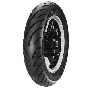 Avon AM41 Venom Wide Whitewall Front Tire   MH90H 21/   Automotive
