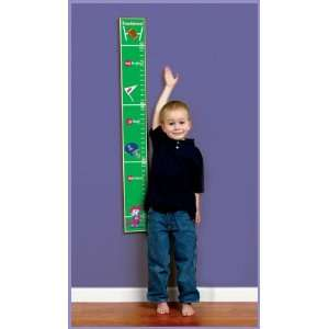 of Mississippi Rebels Wooden Growth Chart