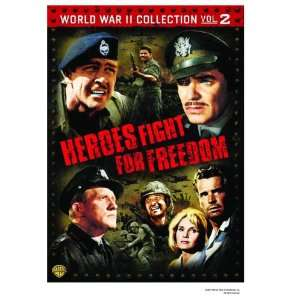 World War II Collection, Vol. 2   Heroes Fight for Freedom