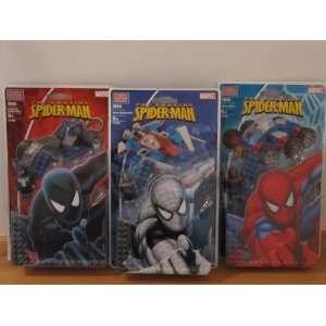 Amazing Spider Man Mega Bloks 1945 (Symbiote Spider Man) Toys & Games