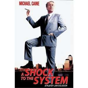A Shock to the System: Michael Caine, Elizabeth McGovern