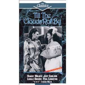 Till the Clouds Roll By [VHS] June Allyson, Lucille