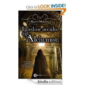 ordine occulto degli alchimisti (Vertigo) (Italian Edition): Karen