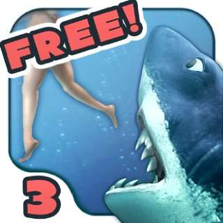 Hungry Shark 3 Free: Appstore for Android