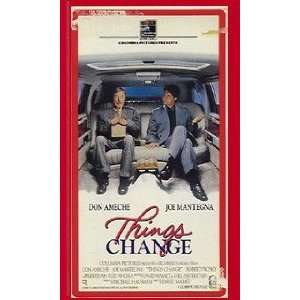 Things Change [VHS] (1988)