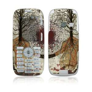 The Natural Woman Decorative Skin Cover Decal Sticker for LG Rumor