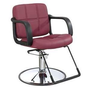 Hydraulic Barber Chair Styling Salon Beauty Equipment J: Beauty