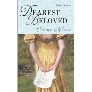 Dearest Beloved (Love Letters) (9780515132281) Christine