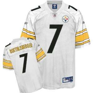 Reebok Pittsburgh Steelers Ben Roethlisberger Premier