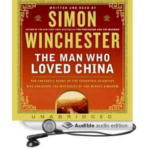 The Man Who Loved China (Audible Audio Edition) Simon