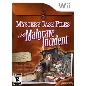Mystery Case Files The Malgrave Incident Video Games