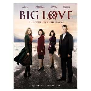 Big Love The Complete Fifth Season Bill Paxton, Jeanne