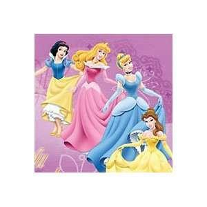 SandyLion Canvas Disney Princess Group Pose