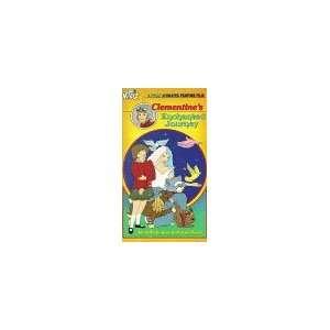 Clementines Enchanted Journey [VHS] Céline Montsarrat