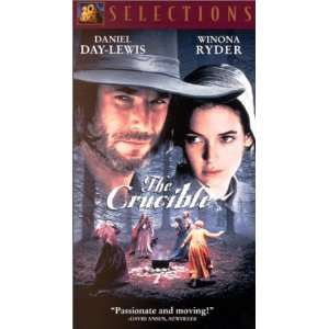 The Crucible [VHS] (1996)