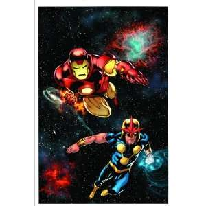 Iron Man Nova (Free Comic Book Day): Books