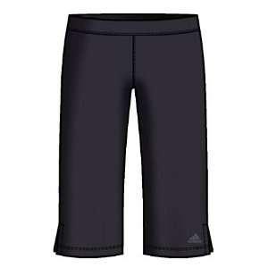Womens Adidas Adi Knit Capri   Dark Shale
