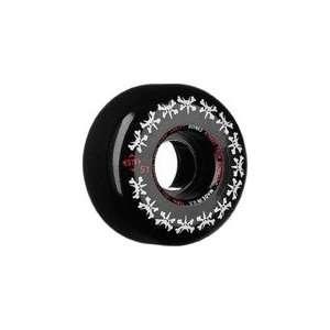 Bones Wheels Street Tech Formula Rat Pack Black Skateboard Wheels