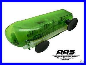 DAZS Air Drive Submersible sponge Active Carbon filter