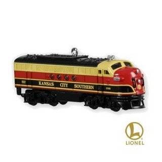 Hallmark 2010 Union Pacific Streamliner Locomotive Lionel Train