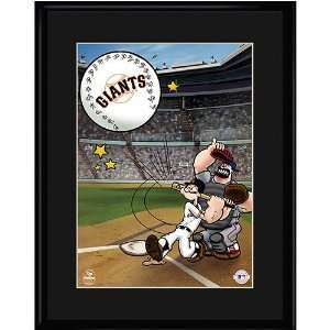San Francisco Giants MLB Homerun Popeye Collectible