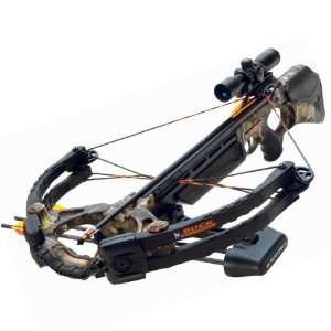 Barnett Buck Commander CRT Crossbow Package (Quiver, 4   22 Inch