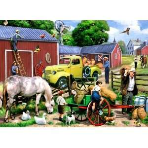 Rise and Shine Jigsaw Puzzle 1500pc Toys & Games