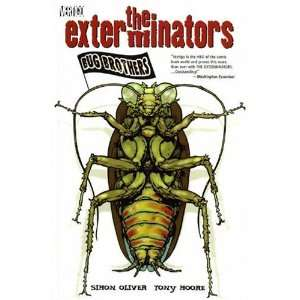 The Exterminators: Bug Brothers (9781845764098): Simon