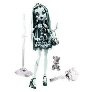 Monster High Grayscale Frankie Stein Doll   Comic Con