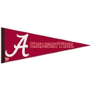 University of Alabama Crimson Tide Pennant (Premium Soft