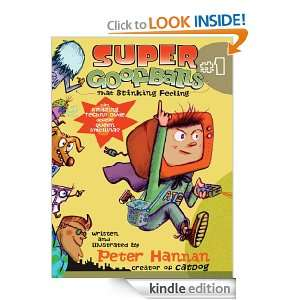 Super Goofballs, Book 1 That Stinking Feeling Peter Hannan